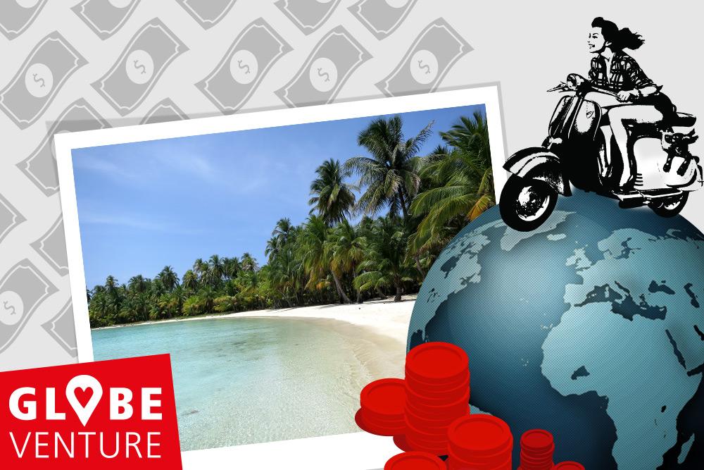 Globeventure- Geld sparen für die Weltreise