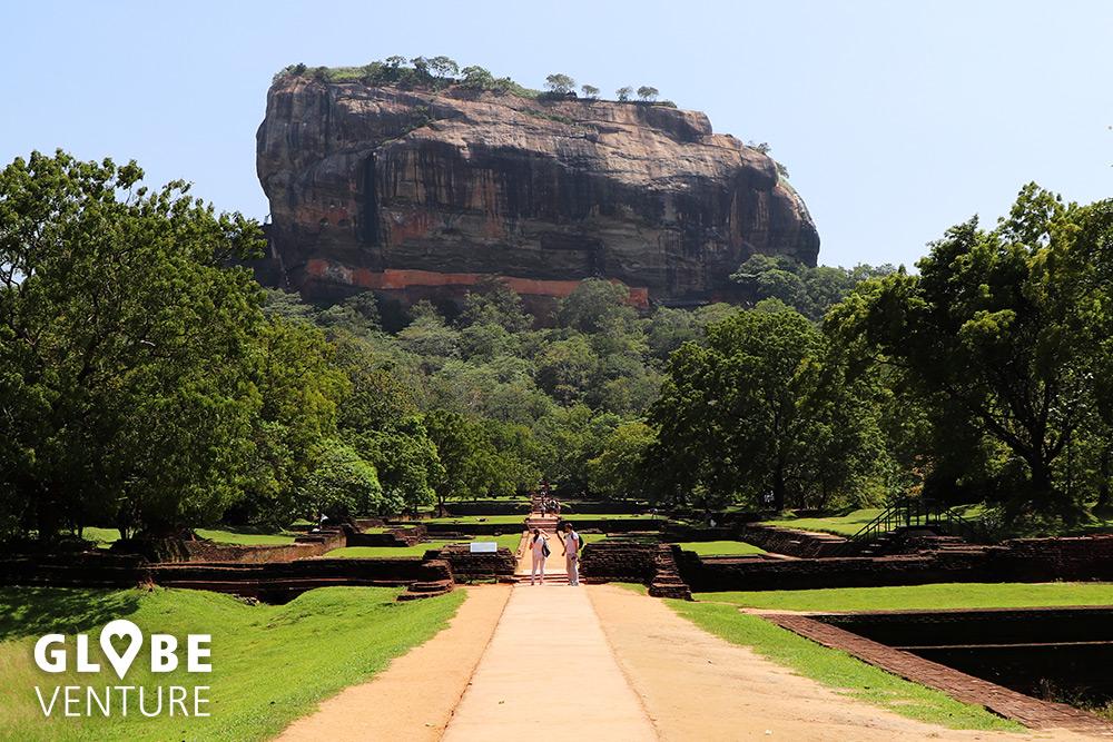 Kulturdreieck- Sri Lanka