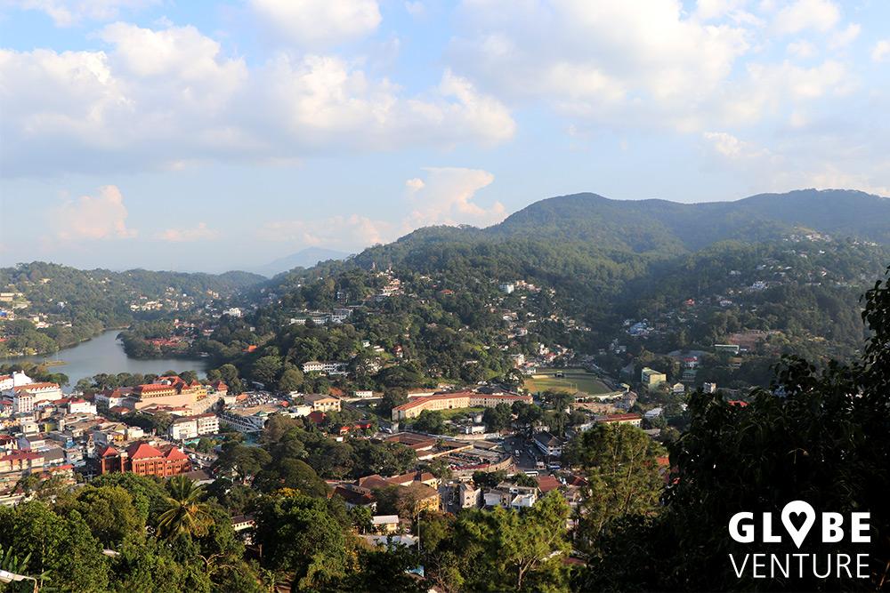 Sri Lanka - von Dambulla über Kandy nach Ella