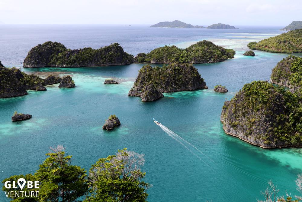 Indonesien Westpapua Raja Ampat Pianemo